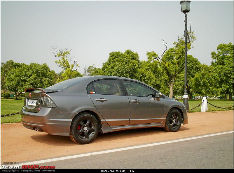 My Grey Shark: Honda Civic V-MT. 142,500 kms crunched. EDIT: Sold!-28.jpg