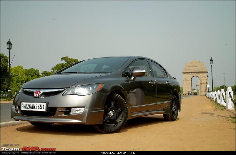 My Grey Shark: Honda Civic V-MT. 142,500 kms crunched. EDIT: Sold!-43.jpg