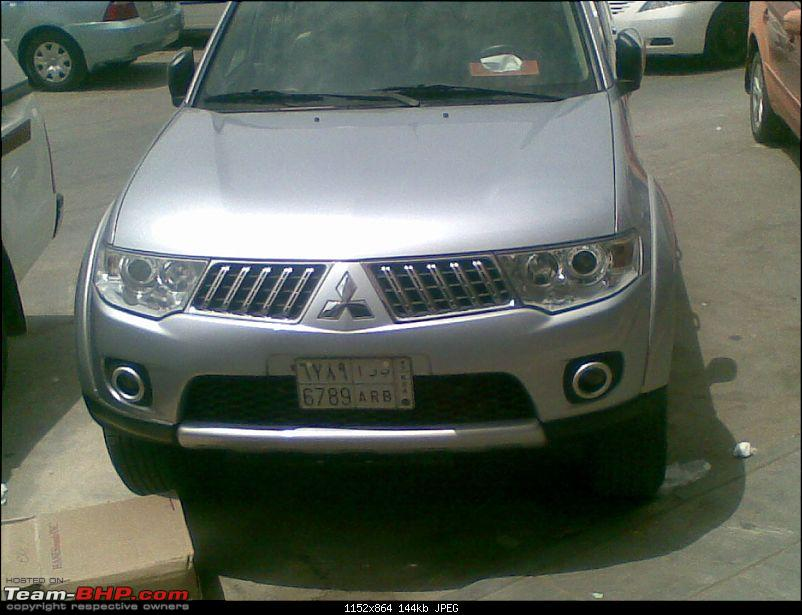 Mitsubishi Pajero: The Dark Horse comes home-10042011009.jpg
