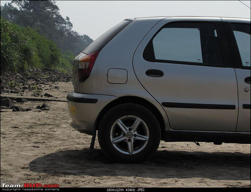 Life With Italian Beauty, 100,000 Completed,Fiat Palio 1.9 D-img_0453.jpg