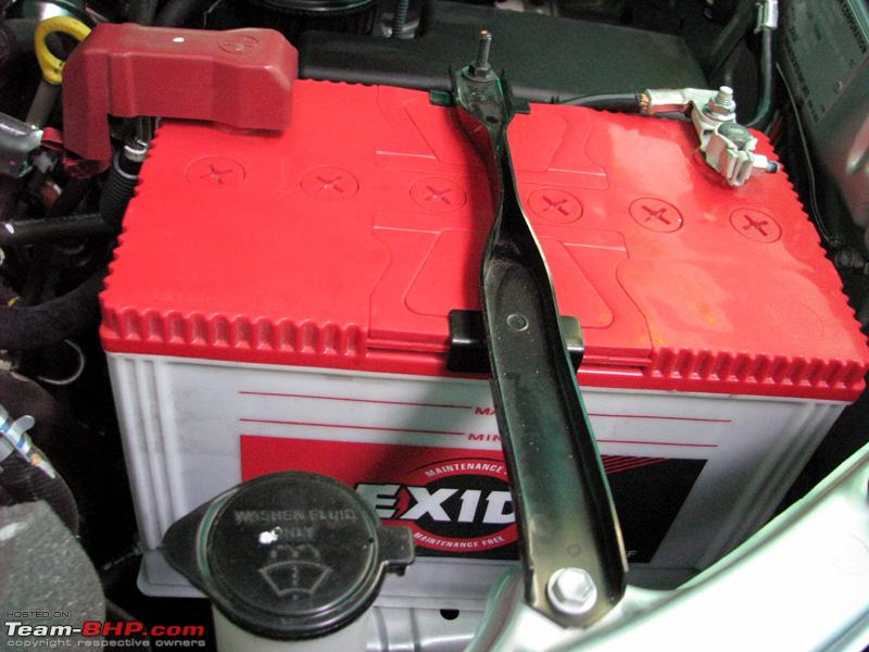 Name:  Engine Bay Battery Exide.JPG