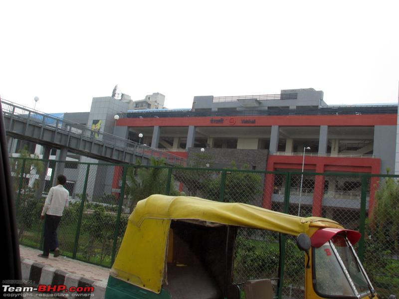 Name:  Vaishali Metro Station.JPG