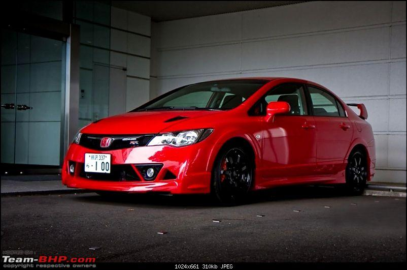 My Grey Shark: Honda Civic V-MT. 142,500 kms crunched. EDIT: Sold!-milano-red.jpg