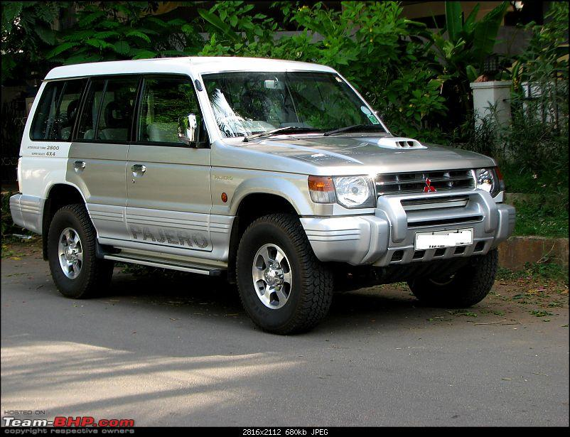 Pajero 2.8 - Ownership Review EDIT: Sold!-bod.jpg
