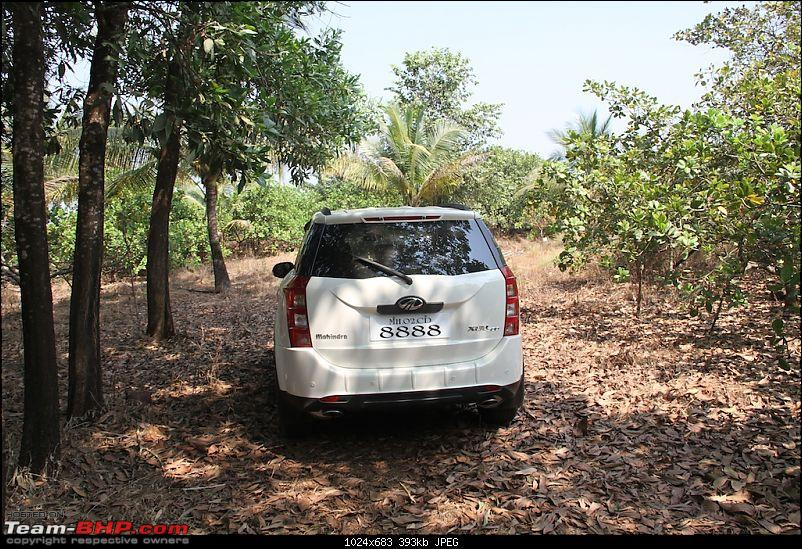 1st Satin White Mahindra XUV500 W8 FWD on Team-BHP. EDIT: 85,000 kms up-img_3465.jpg