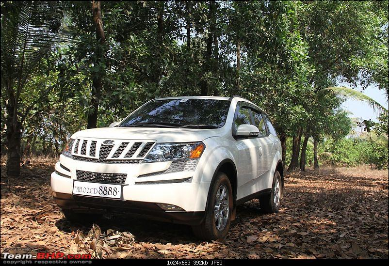 1st Satin White Mahindra XUV500 W8 FWD on Team-BHP. EDIT: 85,000 kms up-img_3472.jpg