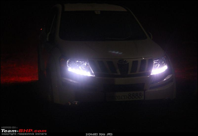 1st Satin White Mahindra XUV500 W8 FWD on Team-BHP. EDIT: 85,000 kms up-img_4025.jpg