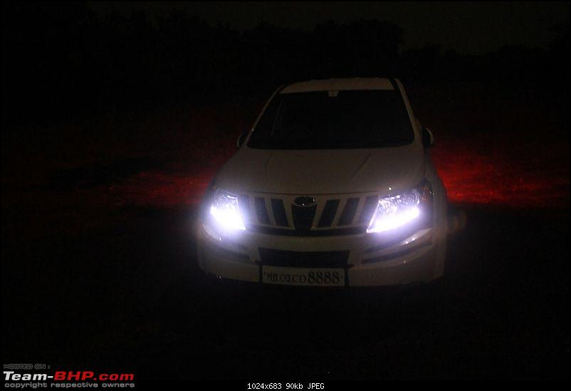 1st Satin White Mahindra XUV500 W8 FWD on Team-BHP. EDIT: 85,000 kms up-img_4032.jpg