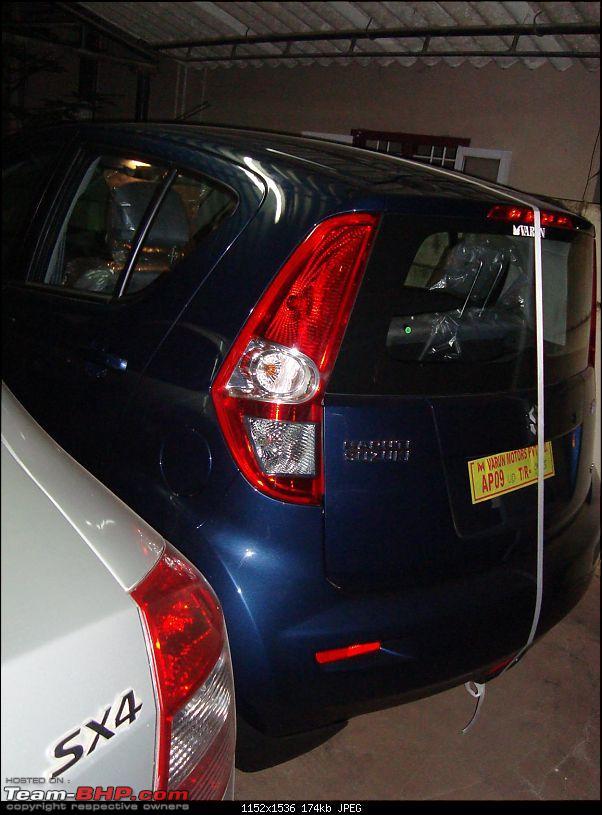 My Blue Boomerang, Maruti Ritz VDi. 100,000 kms up! EDIT: Now sold-dsc02629_1152x1536.jpg