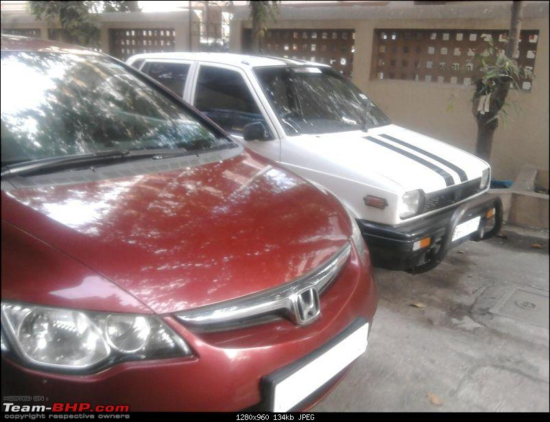 Honda Civic Independence : CNG'd. EDIT: 90,000 km up!-tbhpfrontsideprofile.jpg