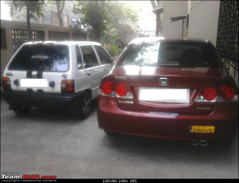 Honda Civic Independence : CNG'd. EDIT: 1,13,000 km up and SOLD!-tbhprear.jpg