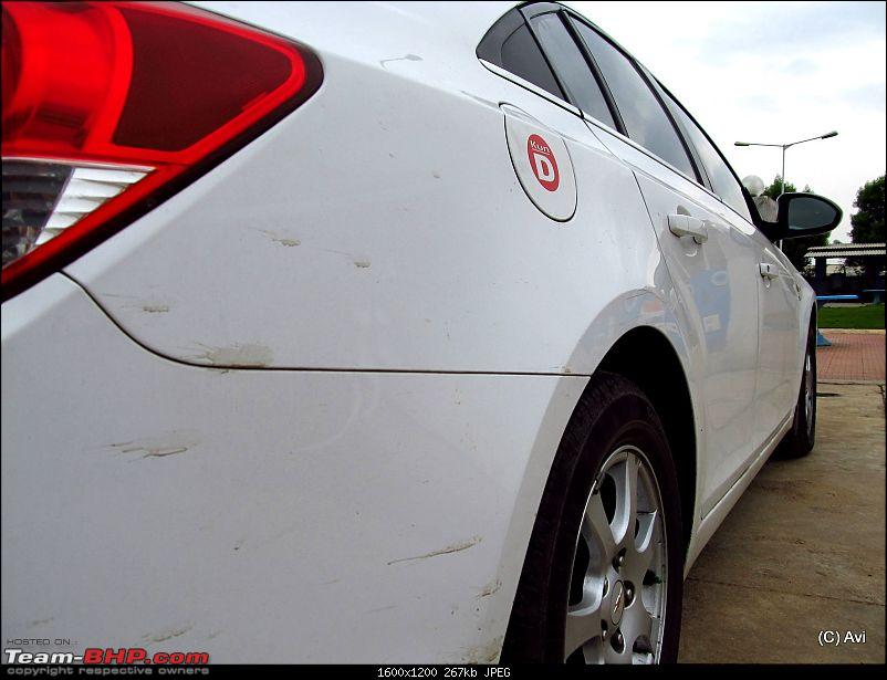 """Chevrolet Cruze:""""White Annihilator"""" has arrived EDIT: 63,500 km up and now SOLD!-img_0178.jpg"""