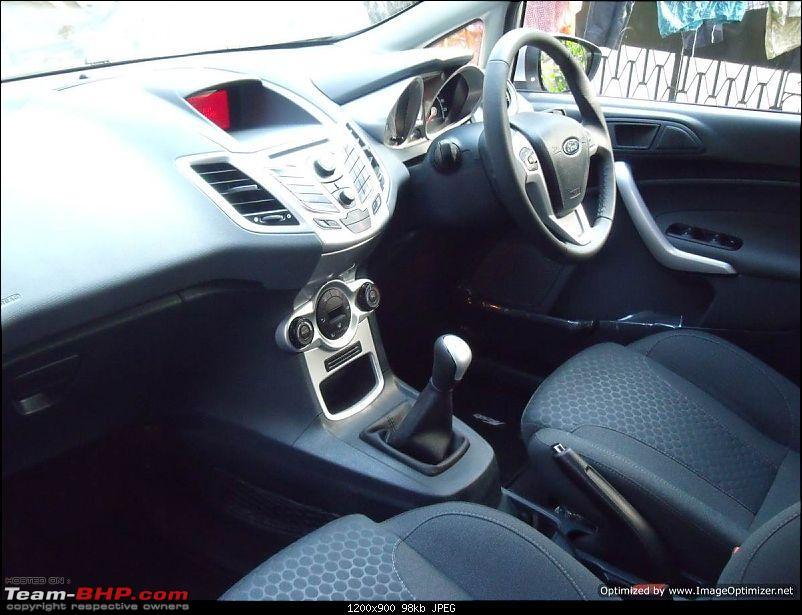 My 2012 Ford Fiesta 1.5L TDCi. EDIT: Sold at 116,430 Km-dash-pic.jpg
