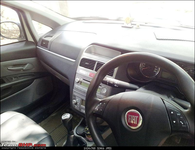 Long Term Review - Fiat Punto EP 1.3 - EDIT: Sold the car @ 1,90,000 kms-20120219_121444.jpg