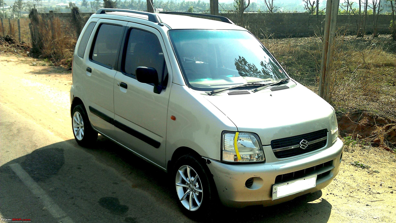 My maruti wagon r f10d 13 years 247000 km major service update