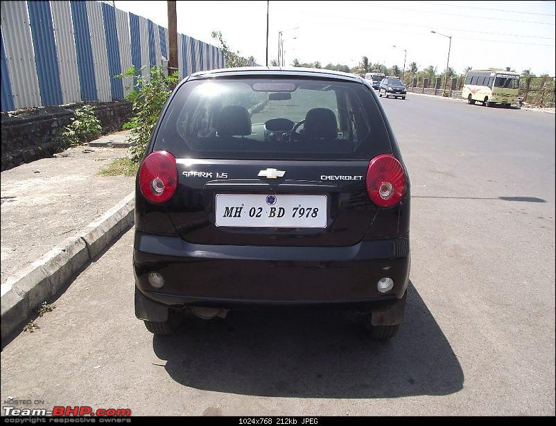 Got my *pre-worshipped* Chevy Spark LS from Maruti True Value!-dscf1563.jpg