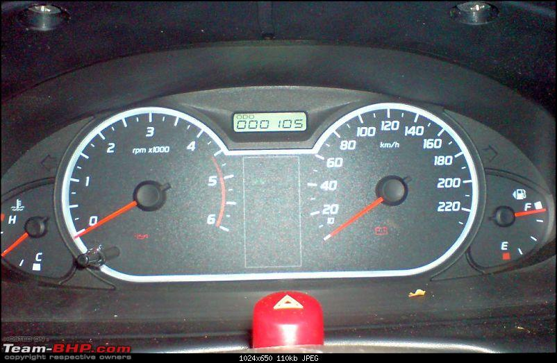 Duratorq-in' with Josh: Ford Ikon TDCi * 4 years 7 months/43,941 km & Letting Go :(-console1.jpg