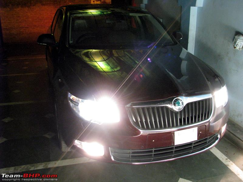 Name:  Superb Front Lights.JPG