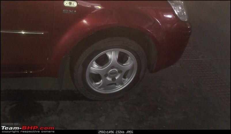 My Ford Fiesta 1.6 SXI - I'm Nine, doing Fine-20120415_121938_44.jpg