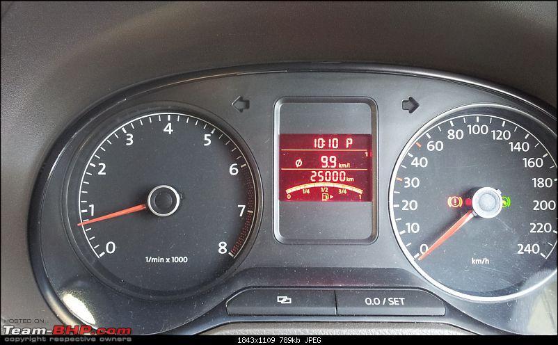 My Fr�ulein arrives: Vento AT- Update: 5 yr/77000 km Service done!-25000milestne.jpg