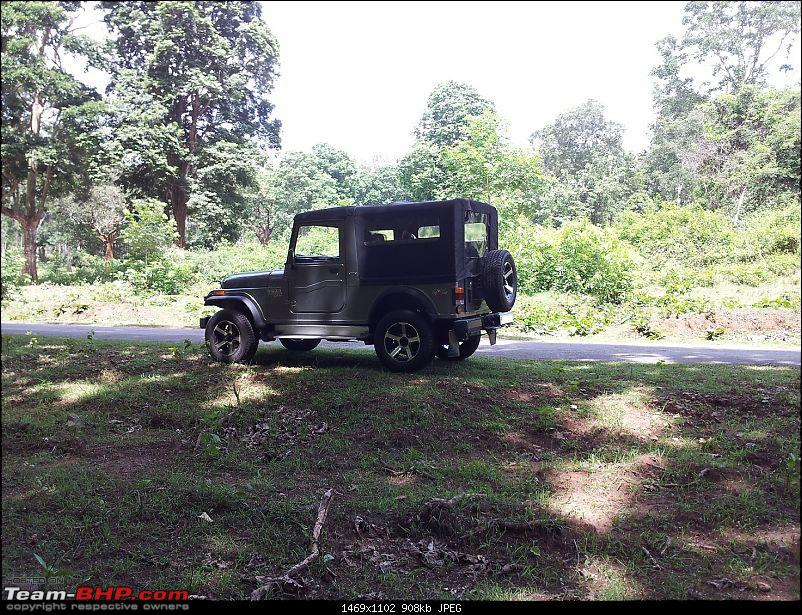 Call of the wild - Mahindra Thar CRDe-left.jpg