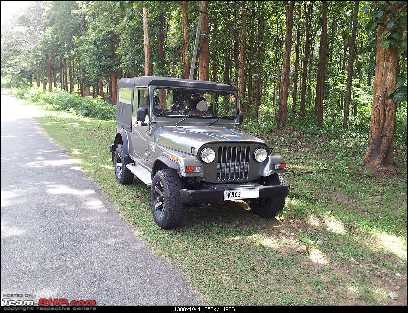 Call of the wild - Mahindra Thar CRDe-rh-front.jpg