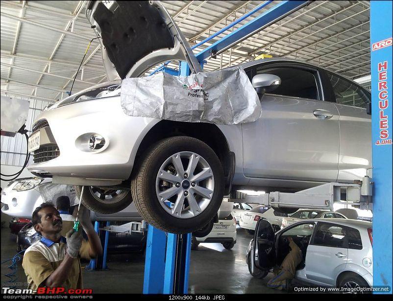 My 2012 Ford Fiesta 1.5L TDCi. EDIT: Sold at 116,430 Km-oil-changeoptimized.jpg