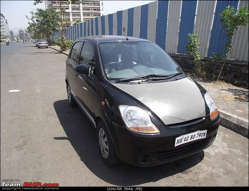 Got my *pre-worshipped* Chevy Spark LS from Maruti True Value!-dscf15601.jpg