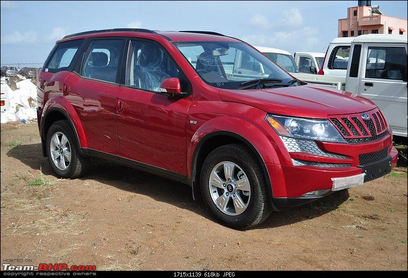"The ""Duma"" comes home - Our Tuscan Red Mahindra XUV 5OO W8-dsc_0722.jpg"
