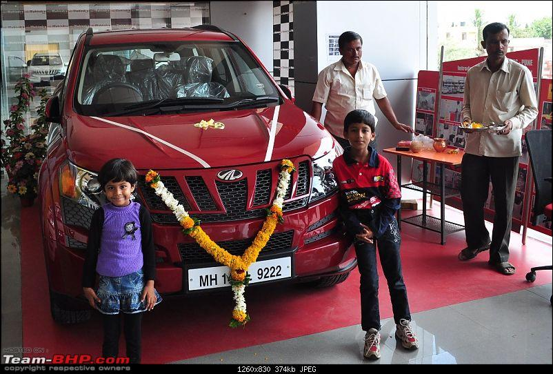 "The ""Duma"" comes home - Our Tuscan Red Mahindra XUV 5OO W8-dsc_0825.jpg"