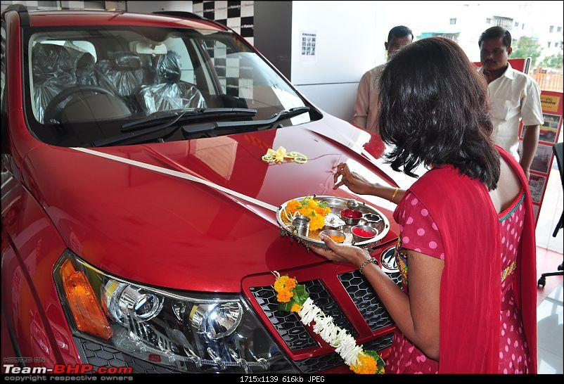 "The ""Duma"" comes home - Our Tuscan Red Mahindra XUV 5OO W8-dsc_0828.jpg"