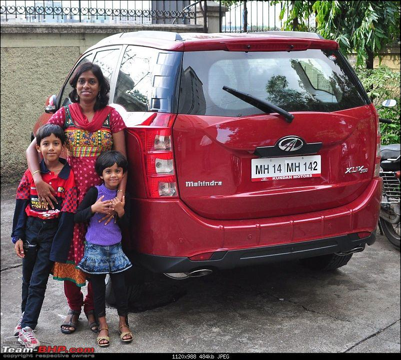"The ""Duma"" comes home - Our Tuscan Red Mahindra XUV 5OO W8-dsc_0890.jpg"