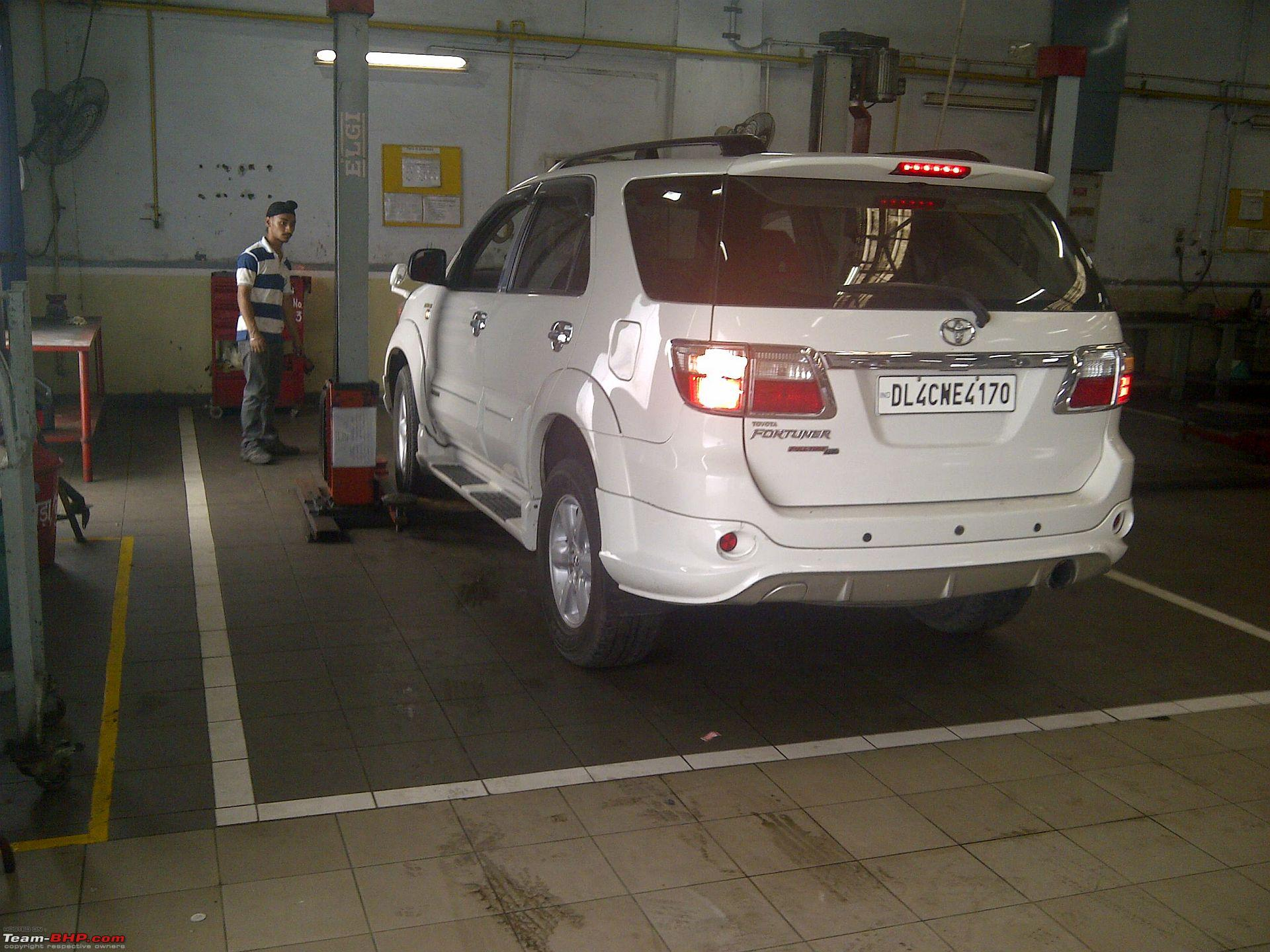 Obelix The Invincible Toyota Fortuner 200000 Km And Going Strong Fuse Box Location