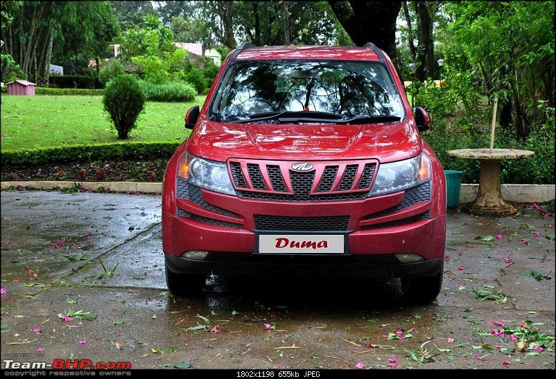 "The ""Duma"" comes home - Our Tuscan Red Mahindra XUV 5OO W8-dsc_0111.jpg"