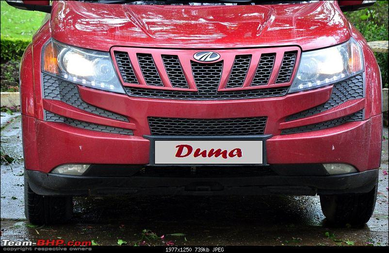 "The ""Duma"" comes home - Our Tuscan Red Mahindra XUV 5OO W8-dsc_0117.jpg"