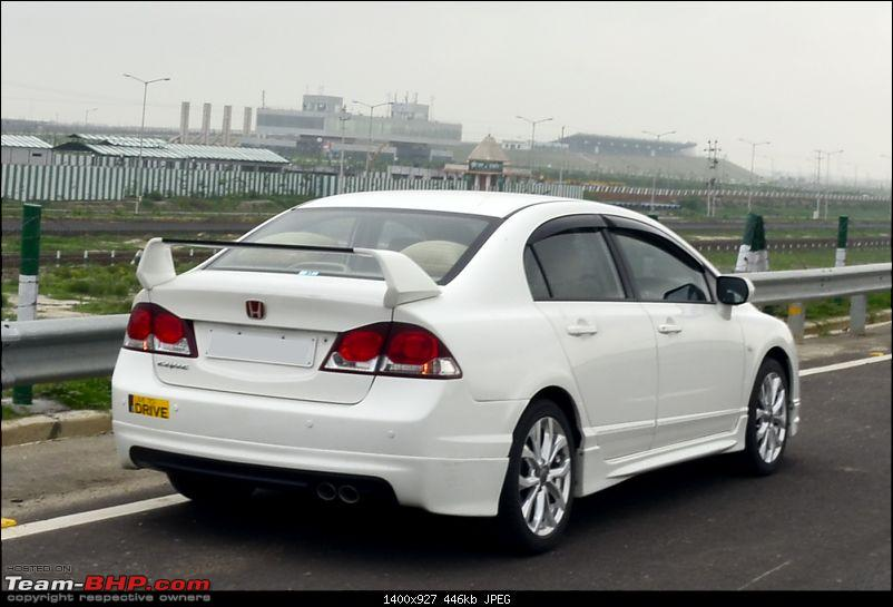 133 PS of pure pleasure - new Honda Civic S (Tafeta White)-_dsc0705.jpg