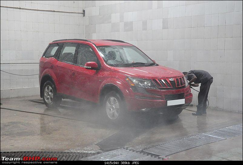 "The ""Duma"" comes home - Our Tuscan Red Mahindra XUV 5OO W8-dsc_0571.jpg"