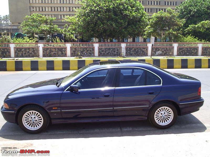 Tylko na zewnątrz Buying A 1997 Bmw 525 Tds (e39) - Team-BHP YD25