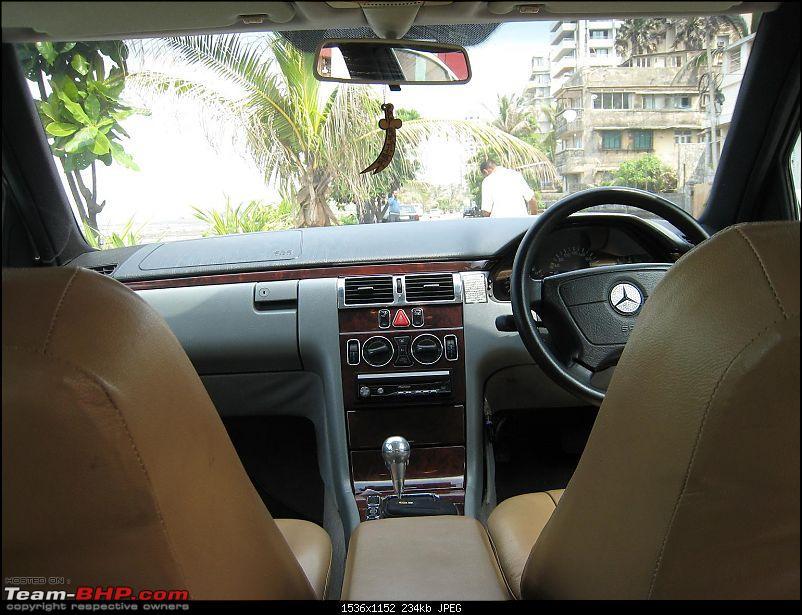 Mercedes E230 W210? EDIT: Now Bought-inside.jpg