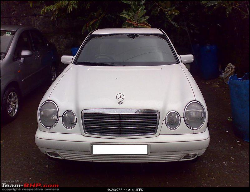 Mercedes E230 W210? EDIT: Now Bought-front.jpg