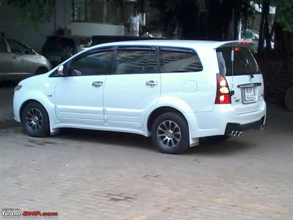 Pics Photos  Innova Car Modified