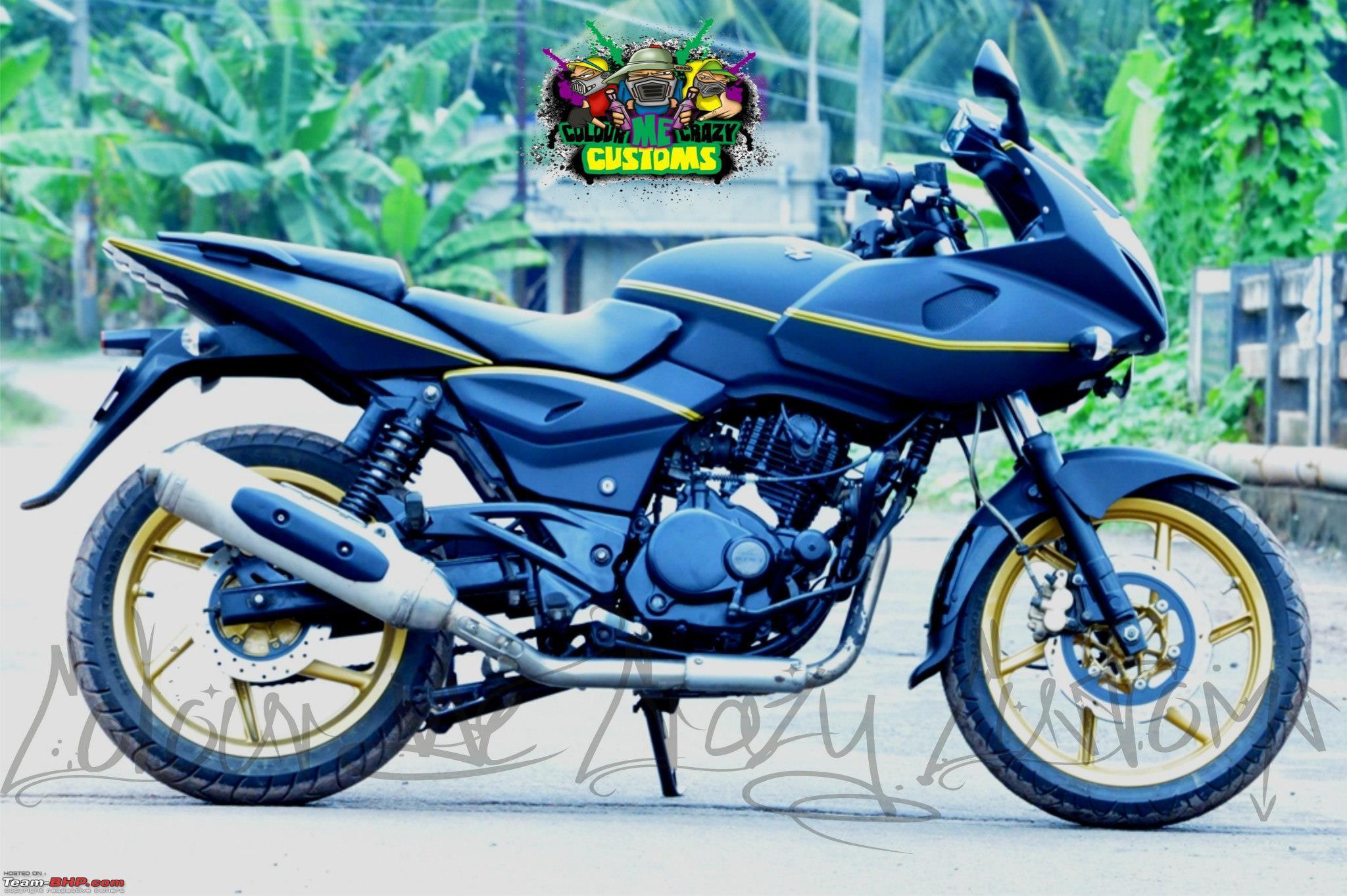 Car sticker design in bangalore - Cars Bikes Helmets Whatever 77528_373252636088813_1363776284_o Jpg