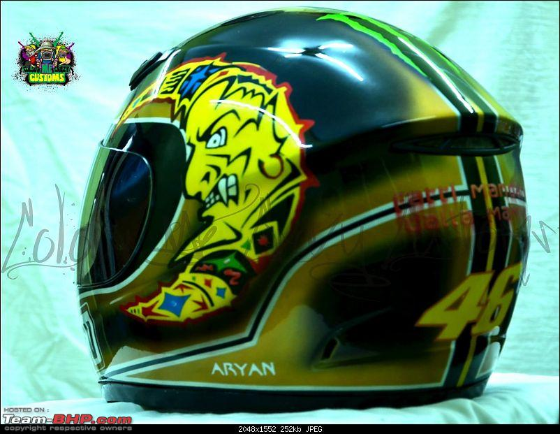 Custom Paint in Trivandrum! Cars, Bikes, Helmets, whatever-48228_381764458570964_1403236576_o.jpg