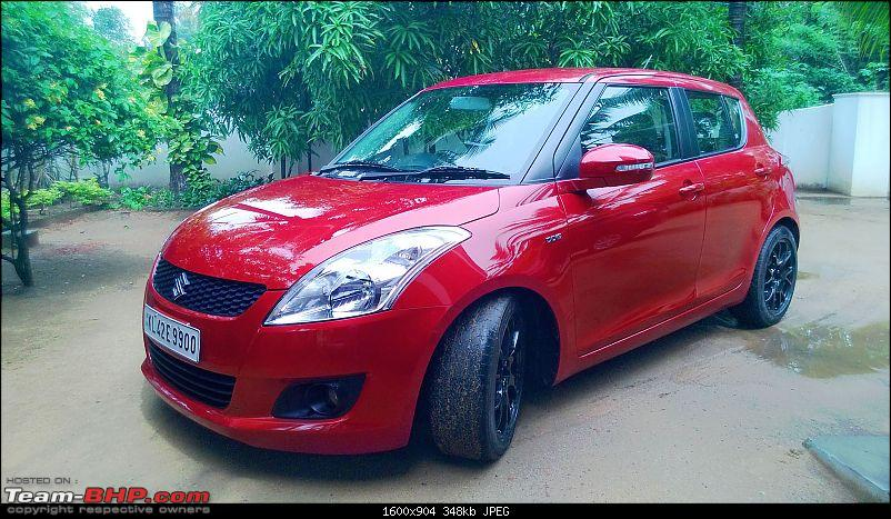 Swift Mods : Post all queries / pics of Swift Modifications here.-wp_20130613_013.jpg