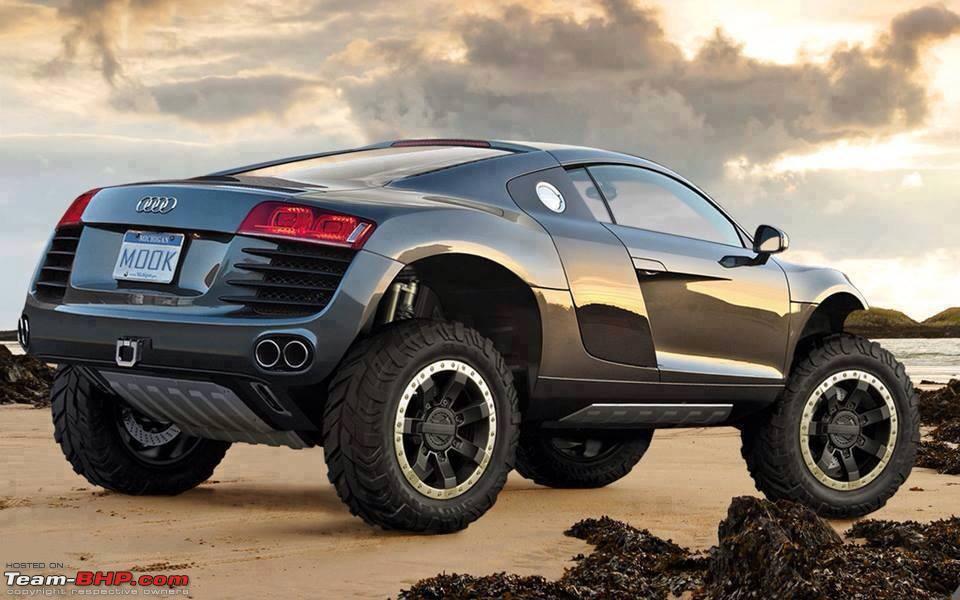 Audi Set To Unveil R AllRoad Audi - Audi car jobs