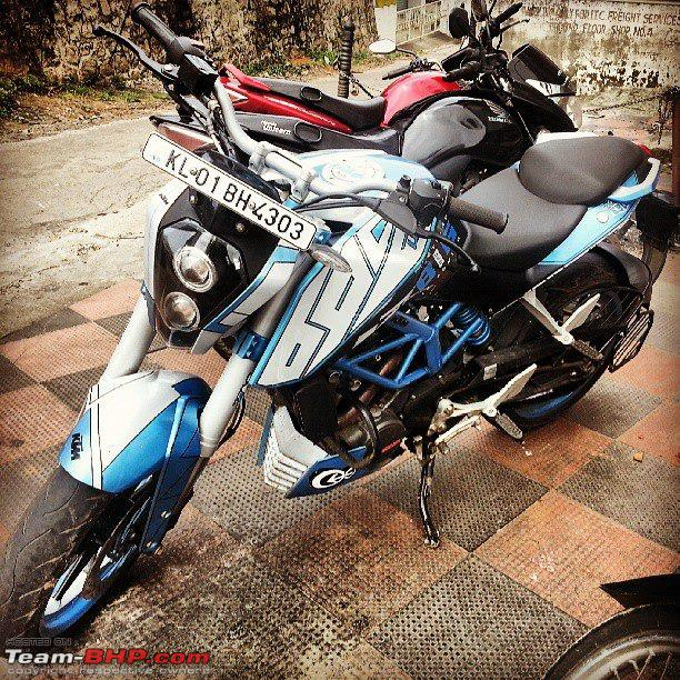 Bike Modified Graphics The gallery for -->...