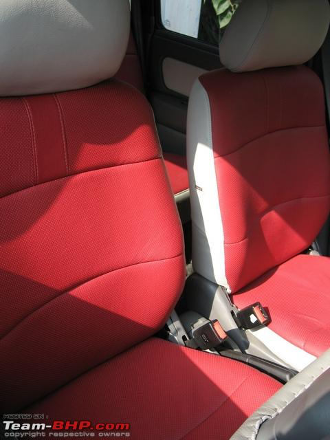 Sensational Slip On Seat Covers Vs Factory Fit Seat Covers Team Bhp Alphanode Cool Chair Designs And Ideas Alphanodeonline