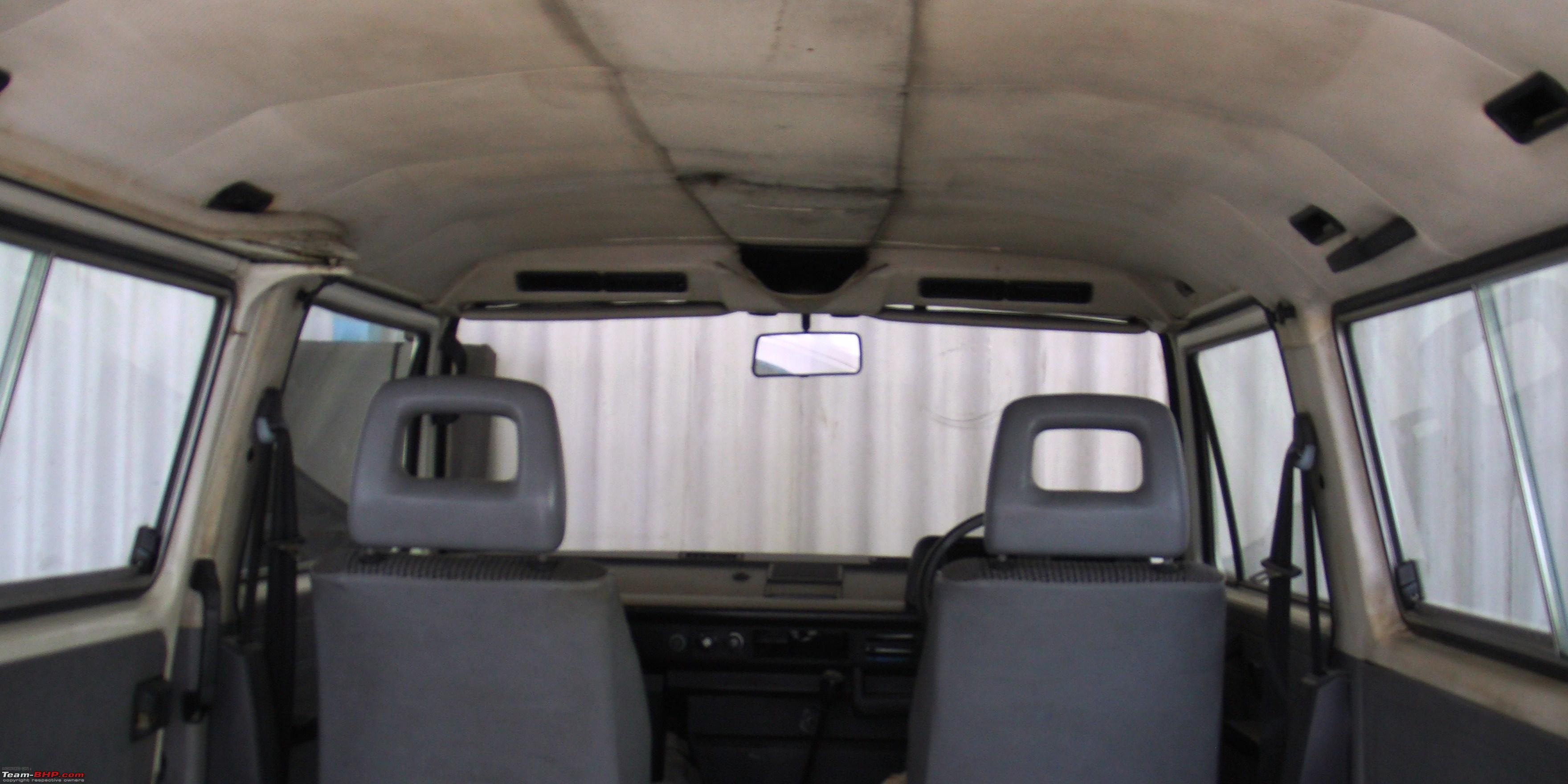 My Td To Tdi Vw Van 1990 Model Team Bhp