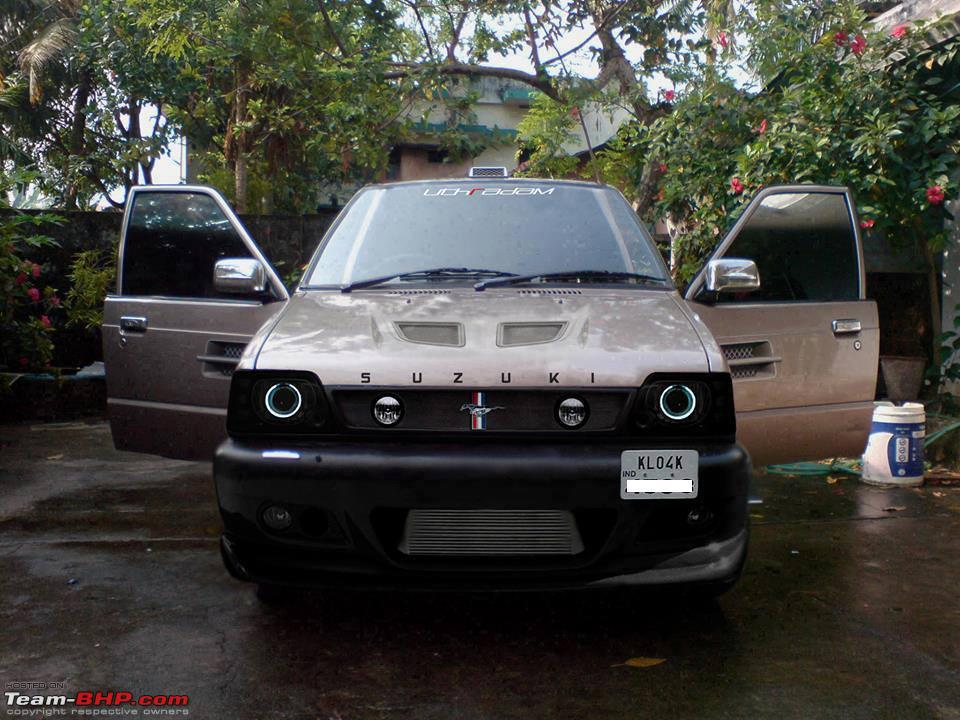 Pics Tastefully Modified Cars In India Page 96 Team Bhp