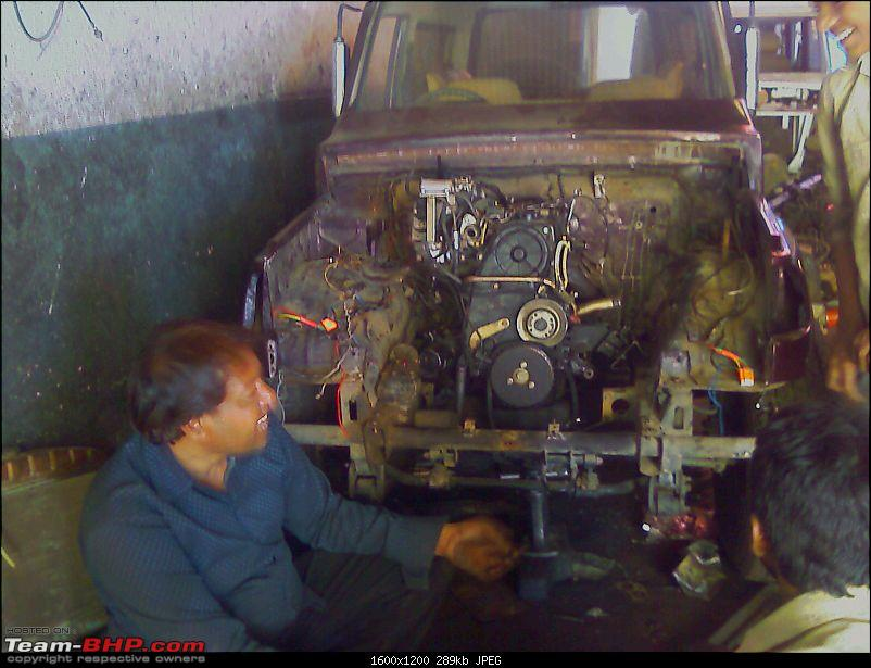 Gypsy Powering up with ISUZU 1800 cc Petrol engine-image_732.jpg